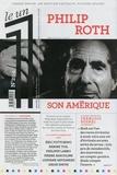 Julien Bisson - Le 1 N°204, mercredi 30 m : Philip Roth - Son Amérique.