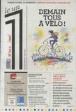 Julien Bisson et Eric Fottorino - Le 1 N° 210 : Demain tous à vélo !.