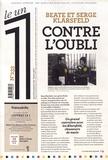 Eric Fottorino - Le 1 N° 233, mercredi 23  : Beate et Serge Klarsfeld contre l'oubli.
