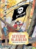 Séverin Blaireau : Mémoire de pirate / Chandre   Chandre. Illustrateur. Auteur