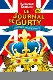 Bertrand Santini - Le journal de Gurty Tome 10 : Vacances en Angleterre.