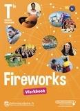 Maël Joyeux - Anglais Tle B1>B2 Fireworks - Workbook.