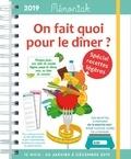 Delphine Paslin - On fait quoi pour le dîner ? - Spécial recettes légères.