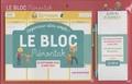 Editions 365 - Le bloc Mémoniak - L'organiseur ultra-simple ! Avec un stylo aimanté.