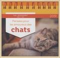 Isabelle Collin - Pensées pour les amoureux des chats.