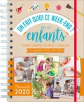Emmanuelle Poliméni - On fait quoi ce week-end avec les enfants ? - Chaque week-end, un projet à réaliser de septembre 2019 à août 2020.