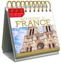 Editions 365 - Patrimoine de France - Chaque jour, découvrez les trésors architecturaux de nos régions.