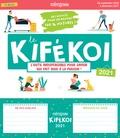 Editions 365 - Le Kifékoi - L'outil indispensable pour savoir qui fait quoi à la maison !.