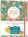 Editions 365 - Agenda familial pocket Mémoniak - Avec 260 stickers.