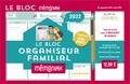 Editions 365 - Le bloc organiseur familial Mémoniak.