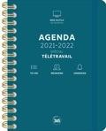 XXX - Agenda 2021-2022 - Spécial Télétravail.