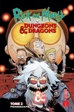 Jim Zub et Troy Little - Rick & Morty vs. Dungeons & Dragons Tome 2 : Peinescape.