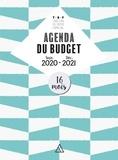 Papier cadeau - Agenda du Budget - 16 mois Sept. 2020 - Déc. 2021.