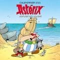 Albert René - Calendrier mural Astérix autour du monde - Avec 130 stickers.