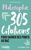 Patrick Ghrenassia - 305 citations pour gagner des points au bac - Philosophie.