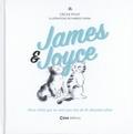 Cécile Pivot et Fabrizio Pasini - James & Joyce - Deux chats qui ne sont pas nés de la dernière pluie.