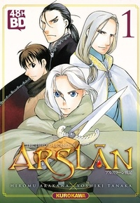 The Heroic Legend of Arslân Tome 1 48H BD 2020 -  -  Edition limitée