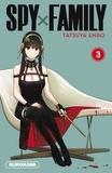 Tatsuya Endo - Spy X Family Tome 3 : .