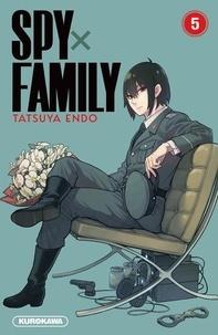 Tatsuya Endo - Spy X Family Tome 5 : .