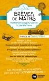 Martin Andler et Liliane Bel - Brèves de maths - Mathématiques de la planète Terre.