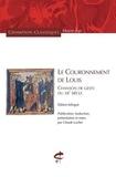Claude Lachet - Le couronnement de Louis.