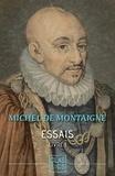 Michel De Montaigne - Essais - Tome I.