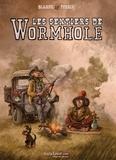 Laurent Perrin - Les sentiers de Wormhole T01.