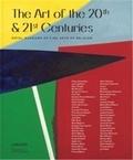 Racine Lannoo - The art of the 20th & 21st centuries.