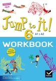 Vincent Beckmann et Martine Bordron - Anglais 6e Jump to it! - A1 A2 Workbook.