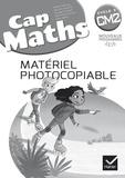Roland Charnay et Bernard Anselmo - Cap Maths CM2 - Matériel photocopiable.