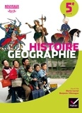 Martin Ivernel et Benjamin Villemagne - Histoire-géographie 5e.