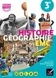 Martin Ivernel et Benjamin Villemagne - Histoire Géographie Enseignement moral et civique 3e.