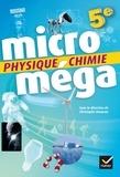 Christophe Daujean - Physique Chimie 5e.