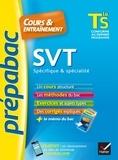 Jacques Bergeron et Jean-Claude Hervé - SVT Tle S spécifique & spécialité - Prépabac Cours & entraînement - cours, méthodes et exercices de type bac (terminale S).