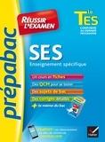 Jean-Marc Gauducheau et Rozenn Guéguen - SES Tle ES enseignement spécifique - Prépabac Réussir l'examen - fiches de cours et sujets de bac corrigés (terminale ES).