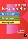 Bénédicte Delaunay et Nicolas Laurent - Le coffret Bescherelle - Coffret en 3 volumes : La conjugaison ; La grammaire ; L'orthographe.