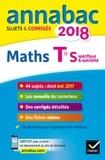 Hervé Kazmierczak et Christophe Roland - Mathématiques Tle S spécifique & specialité - Sujets et corrigés.