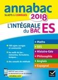 Martine Salmon et Franck Rimbert - L'intégrale du Bac ES - Sujets & corrigés.