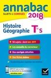Jean-Philippe Renaud - Histoire Géographie Tle série S - Sujets et corrigés.