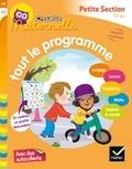 Florence Doutremépuich et Françoise Perraud - Tout le programme Maternelle Petite Section 3-4 ans.