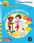 Florence Doutremépuich et Françoise Perraud - Tout le programme Maternelle Moyenne Section 4-5 ans.