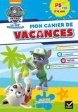Pascale Magni et Rachel Valentin - Mon cahier de vacances Pat'Patrouille PS vers la MS.