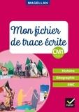 Sophie Le Callennec - Histoire Géographie EMC CM1 Cycle 3 Magellan - Mon fichier de trace écrite.