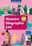 Sophie Le Callennec - Histoire-Géographie-EMC CM1 - Livre élève. Avec un Atlas de géographie.