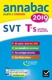 Jacques Bergeron et Jean-Claude Hervé - Sciences de la vie et de la Terre Tle S spécifique & spécialité - Sujets et corrigés.