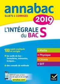 Hervé Kazmierczak et Christophe Roland - L'intégrale du Bac S - Sujets & corrigés.