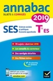 Sylvie Godineau et Denis Martin - Sciences économiques et sociales Tle ES - Sciences sociales et politiques, économie approfondie - Sujets et corrigés.