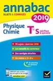 Caroline Adam-Paysant et Jérôme Fréret - Annabac Physique-chimie Tle S - Sujets et corrigés.