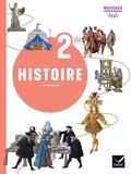 Guillaume D'hoop et Arnaud Donneger - Histoire 2nde - Livre de l'élève.
