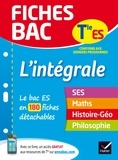 Élisabeth Brisson - Fiches bac L'intégrale Tle ES - le bac ES en 180 fiches de révision.